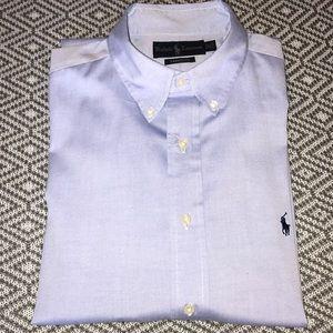 Ralph Lauren Yarmouth Collection Dress Shirt